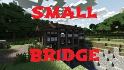 Small Japanese Bridge Minecraft Map & Project