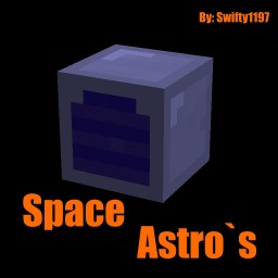 Space Astro`s 1.8 Minecraft Texture Pack