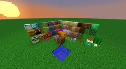 Moundaccound's_Saturation_Pack_v1.8.1 Minecraft Texture Pack
