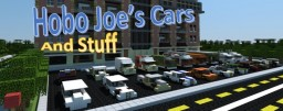 Hobo Joe's Cars and stuff - 20 minecraft cars ready for use! Minecraft Map & Project