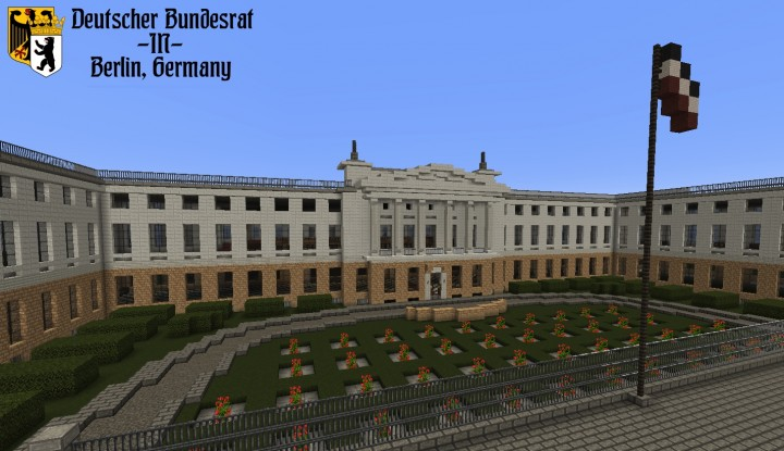 German Town Builds Wall