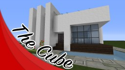 The Cube - Minecraft Modern House Minecraft
