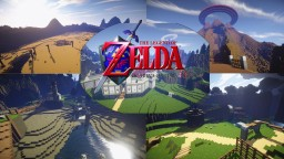 Legend of Zelda Ocarina of Time 3DS 128x128 Minecraft Texture Pack