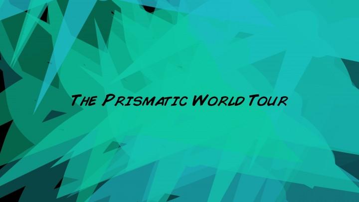 Prismatic World Tour Stage Minecraft