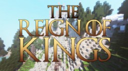 Reign of Kings: The Arrival (Minecraft Survival, Adventure) Minecraft Map & Project