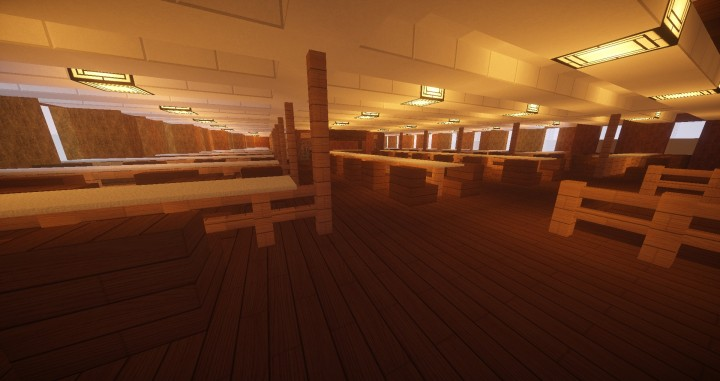 Rms Lusitania Outdated Minecraft Project