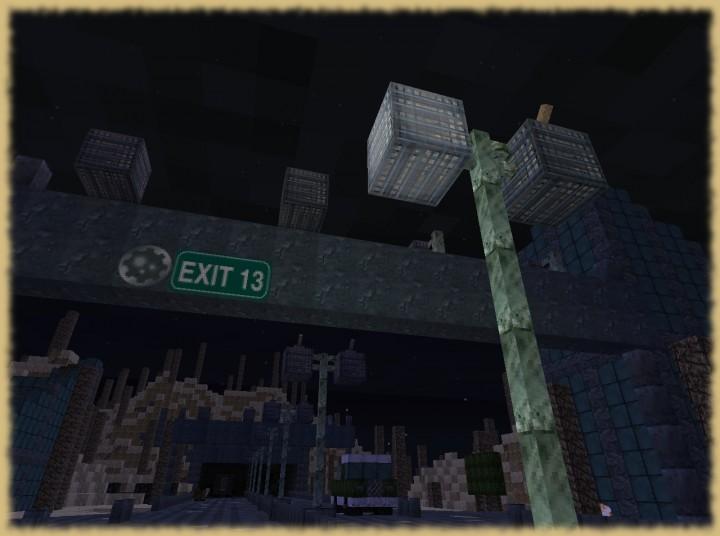 Dark highway 13