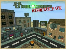 Vaultcraft Minecraft Texture Pack