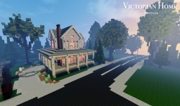 Victorian Home   WoK Minecraft Project