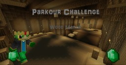 Wood Manor - Parkour Challenge Minecraft Map & Project
