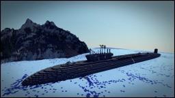 AU I-2400 Class Submarine Minecraft