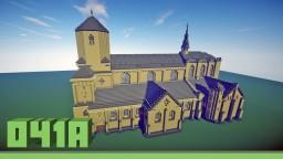 Minster St. Vitus (Münster Mönchengladbach) Minecraft Project