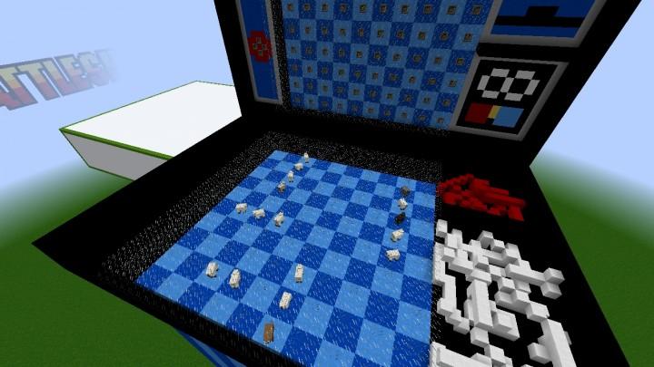 Скачать карту Морской бой для Майнкрафт бесплатно - Карты ...