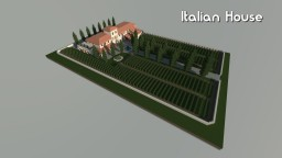 Italian/Tuscan house Minecraft Map & Project