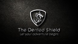 The Dented Shield Minecraft