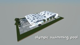Olympic swimming pool Minecraft