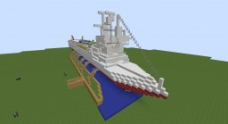 Spirit of Tasmania Minecraft Map & Project