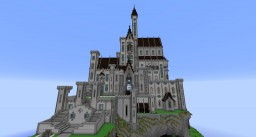 White Wall Castle Minecraft Map & Project