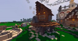 KoA | Blacksmith's Manor Minecraft Map & Project