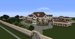 Traditional Mansion Minecraft