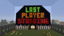 Last Player Standing PvP Game Minecraft Map & Project
