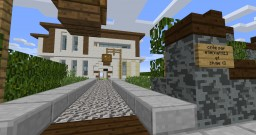 Sandstone Town Minecraft Project