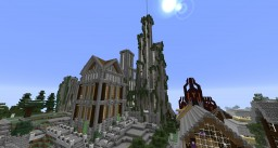 Modern Town hall Minecraft Project
