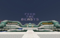 Feed The Beasts Minecraft Map & Project