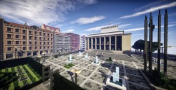 Janacek Theatre Minecraft Map & Project