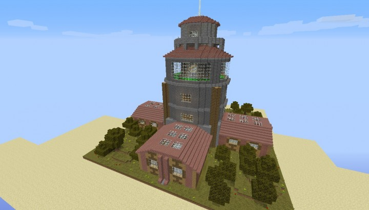 minecraft how to make a beacon work