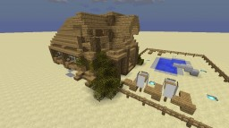 House (modern) Minecraft Map & Project