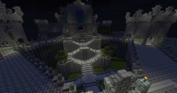 Ronovar Castle Minecraft Map & Project