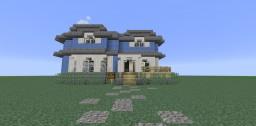 Tiny Colonial-esque House
