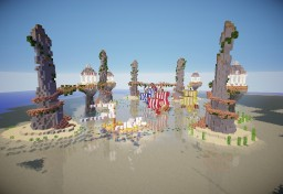 Boats path By DiangelloYT Minecraft Map & Project