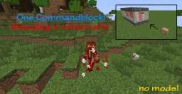 One-Commandblock -> Vanilla Bleeding! Minecraft Blog Post
