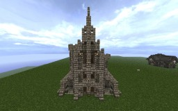 Medieval/Gothic Church Minecraft