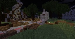 Factions Spawn W/ SHOP! (discord.fruitrealms.com) Minecraft Map & Project