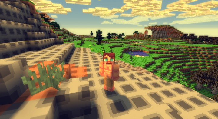 2015 03 28 1241018773996 [1.9.4/1.8.9] [16x] Simple Space Texture Pack Download