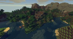 Medival Forest Lodge Minecraft Map & Project