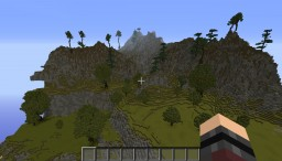 Huge RPG Map for Survival/Creative, Custom Trees -World Painter (Download!) Minecraft Map & Project