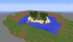-={ BlockHunt Island }=- Minecraft Project