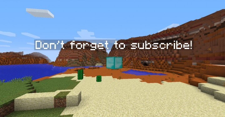 Dont forget to subscribe!