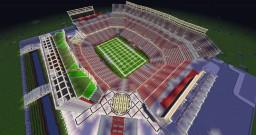 Levi's Stadium Minecraft