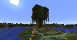 Tree of Ventafur [MC 1.8] Minecraft Map & Project
