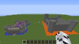 Castles of Destiny - a SES Minecraft Club Creation Minecraft