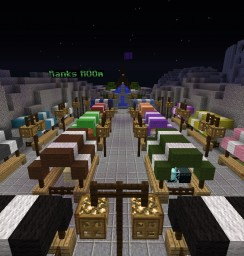 Hello Evryone This Is BeaconMC's Spawn Minecraft Map & Project