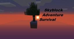 Unscarred Adventure skyblock survival