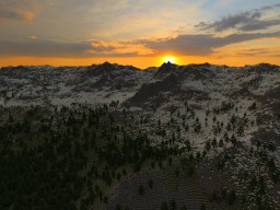 Rocky Mountains Minecraft
