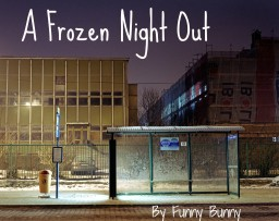 A Frozen Night Out |Poem by Funny Buny| Minecraft Blog