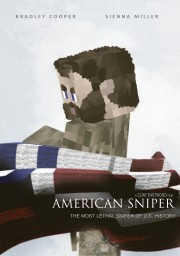 American Sniper - A Minecraft Movie Poster Minecraft Blog